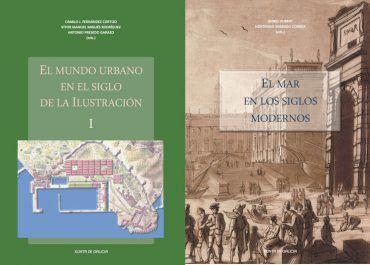 Disponibles en Digital.CSIC las actas de la X Reunión Científica de la Fundación Española de Historia Moderna, Universidades de Santiago-A Coruña, 2008.